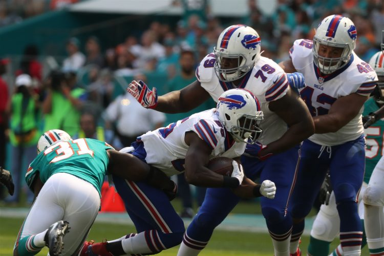 Rex Ryan not backtracking on decision to play LeSean McCoy