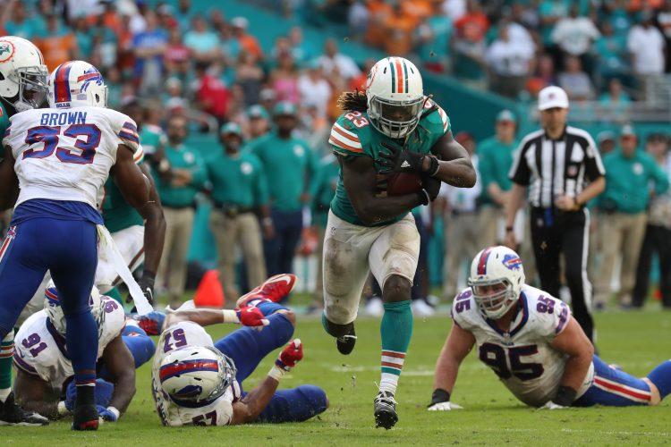 Vic Carucci's Take Five: Ajayi feasts on Bills' horrific run defense