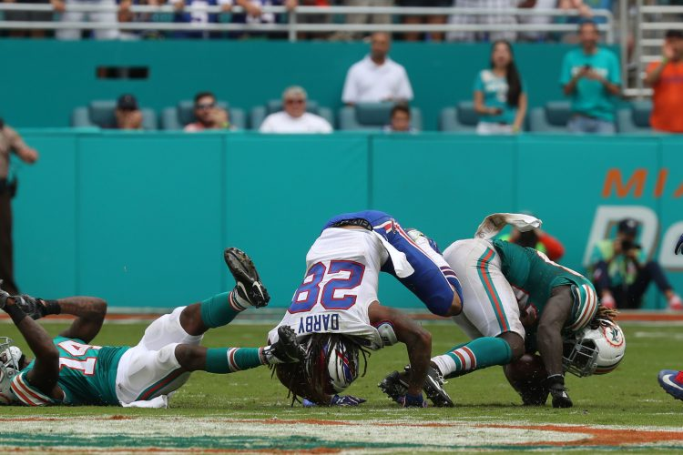 Jay Skurski's Report Card: Bills all kinds of bad with C-minus, D, two F's and an R (yes, an R)