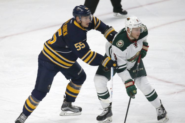 Sabres Notebook: At age 22, Ristolainen plays his 200th game