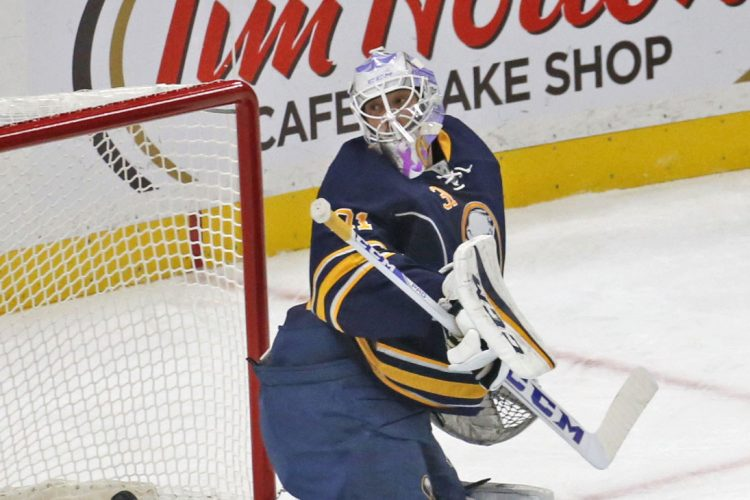 Wild show Sabres keys to locking up victory