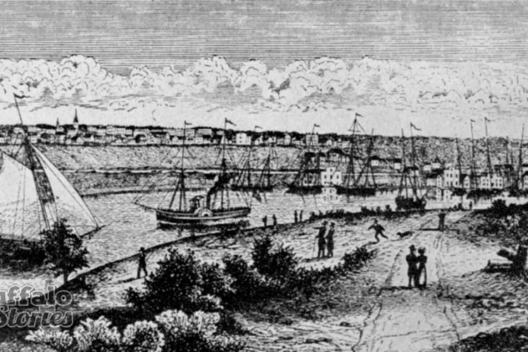 Erie Canal, a triumph of engineering, opened 191 years ago today