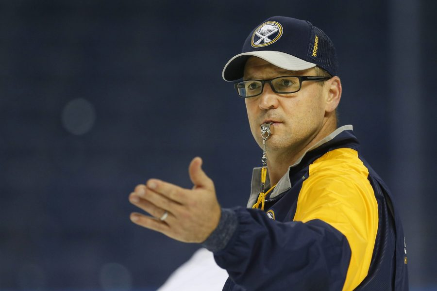 Sabres must meet the back-to-back challenge of this year's schedule