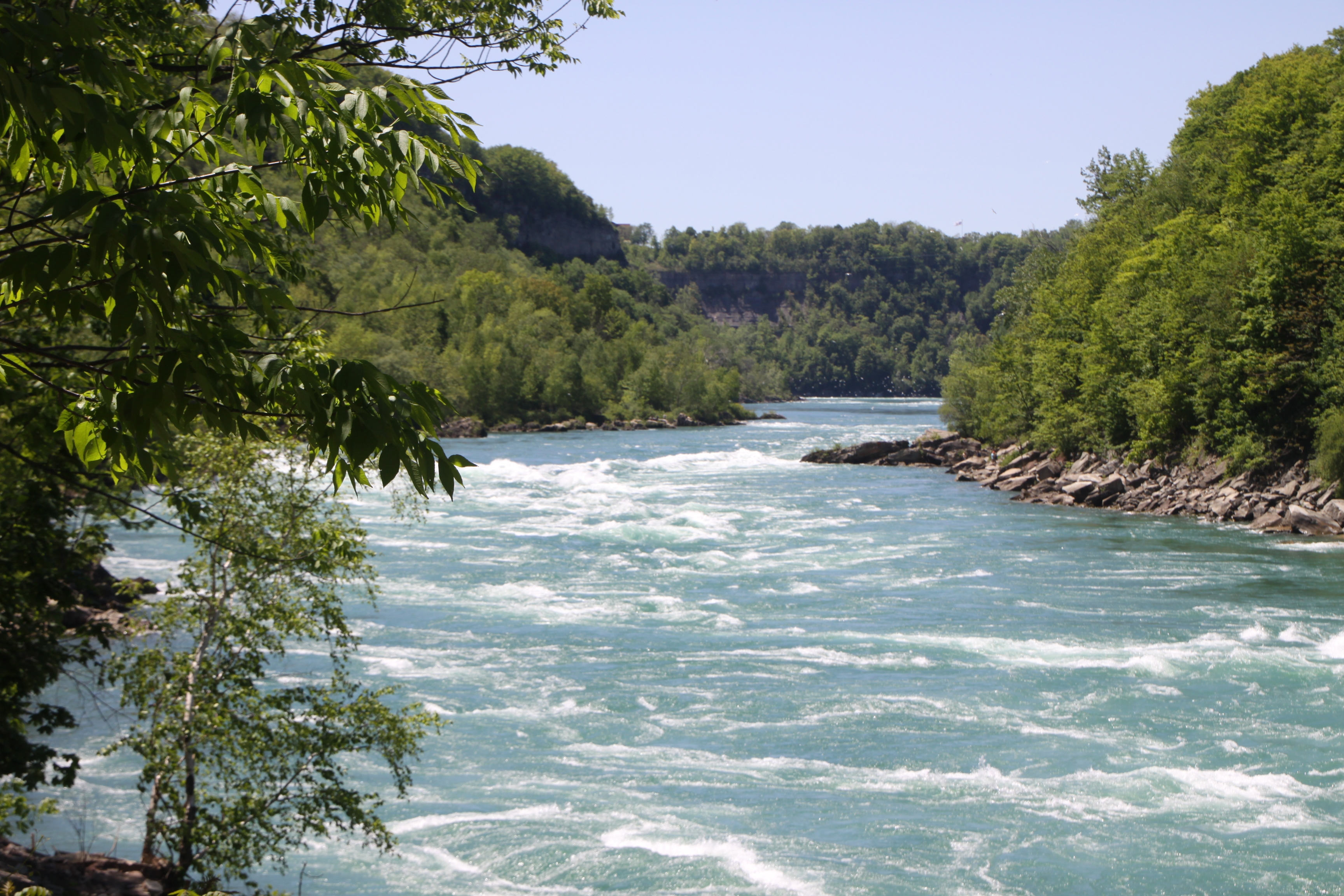 How to see the Niagara Gorge in a whole new light