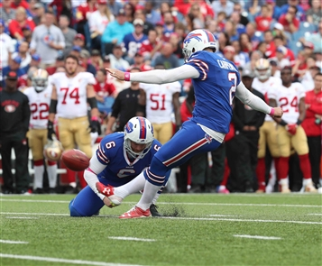 Bills 45, 49ers 16: Through the lens of James P. McCoy