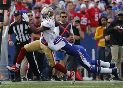 Bills 45, 49ers 16: Through the Lens of Harry Scull Jr.