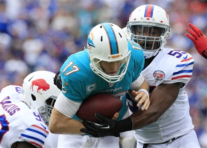 Bills-Dolphins scouting report