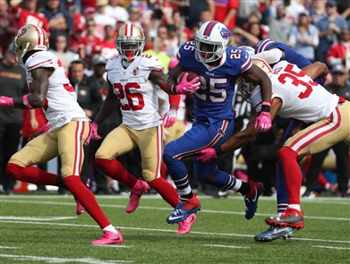 10 Plays That Shaped The Bills-49ers game