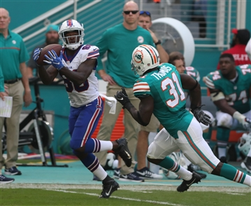 10 Plays That Shaped the Bills-Dolphins game