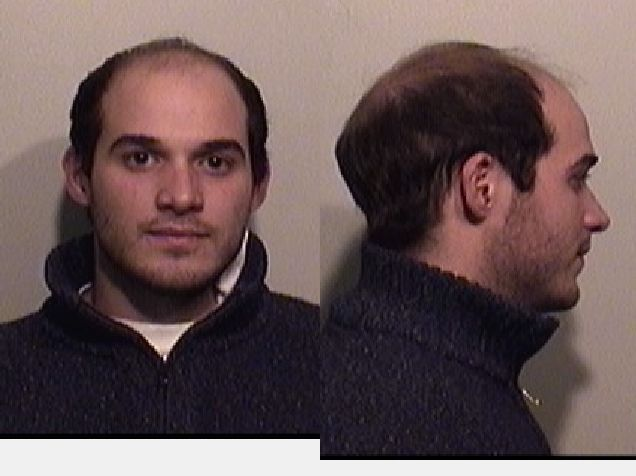 Adam J. Aurigema, 25, of Wheatfield is accused of burglarizing Muscoreil's on Sept. 26. (Niagara County Sheriff's Office)