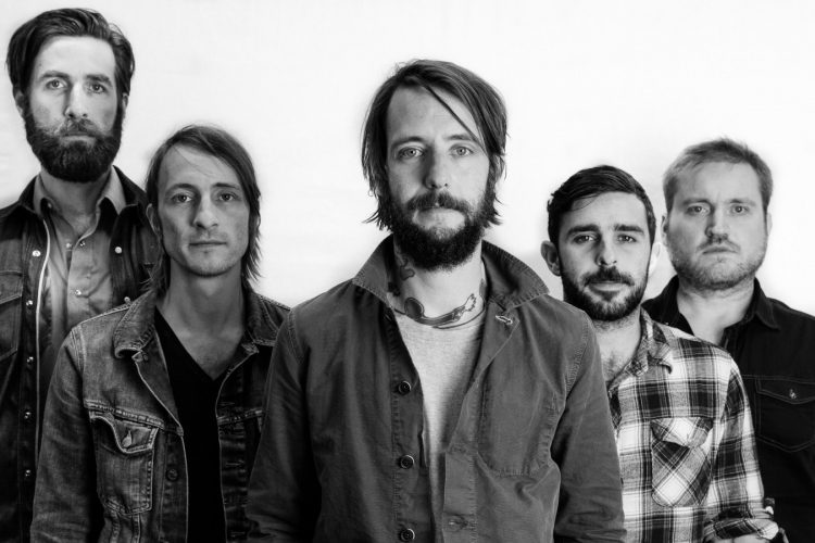 Band of Horses to play free WEDG 'pop-up' show