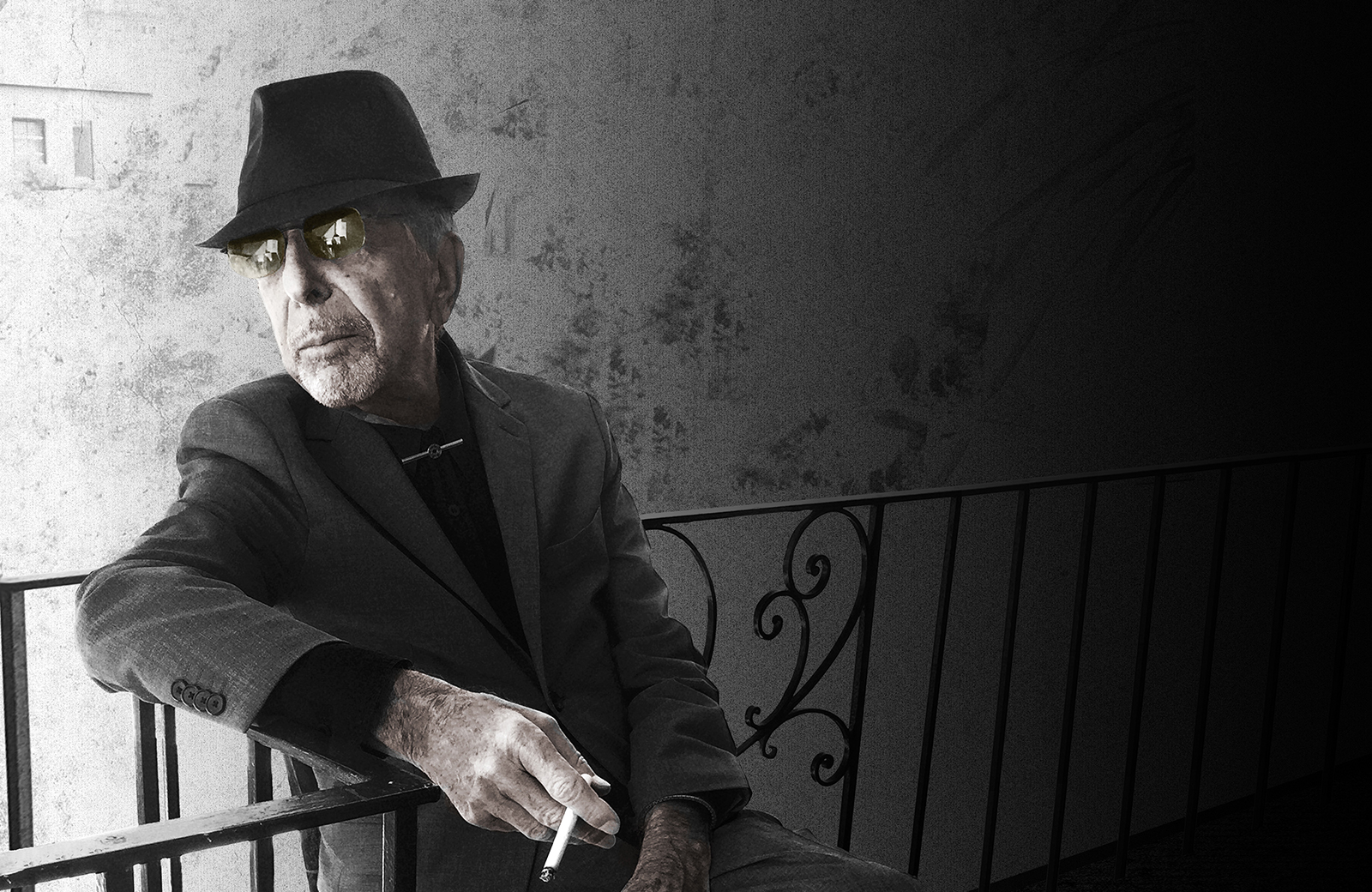 Leonard Cohen released a new album just as his friend Bob Dylan was being awarded the Nobel Prize in Literature.
