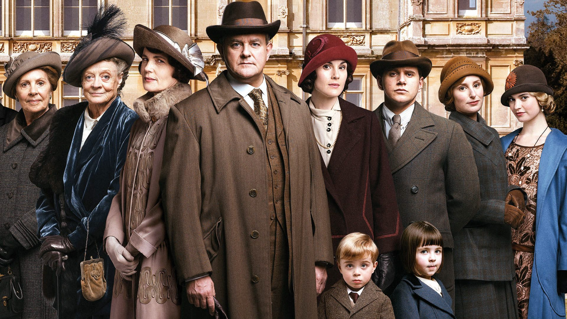 'Downton Abbey' has been a huge success for PBS and local affiliate WNED. (News file photo)