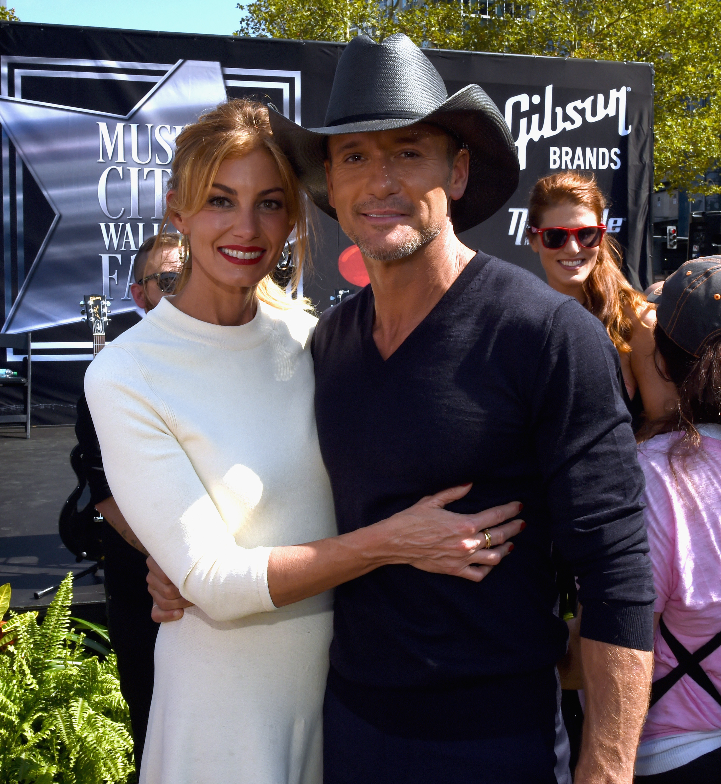 Faith Hill and Tim McGraw will bring their 'Soul2Soul The World Tour' to KeyBank Center in 2017. (Getty Images)