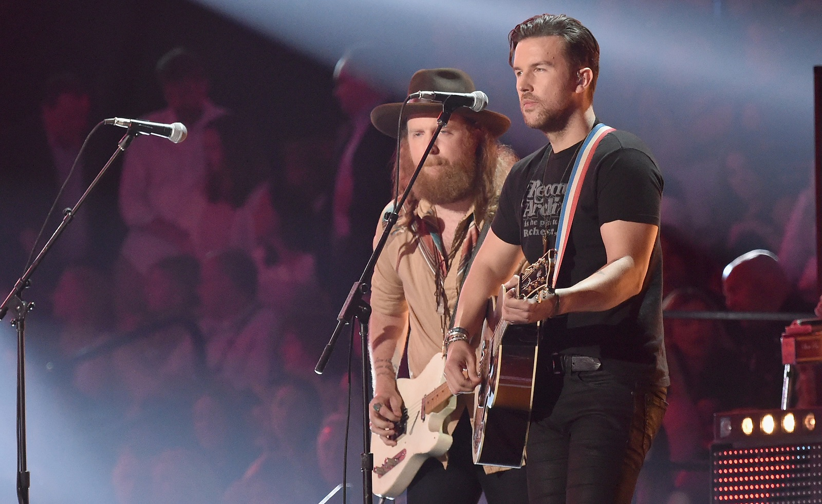 Brothers Osborne will headline the University at Buffalo Bulls' Tailgate Concert Series show on Oct. 15, 2016. (Getty Images)