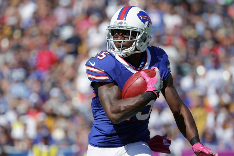 Brandon Tate proving to be a heady addition to Bills' roster