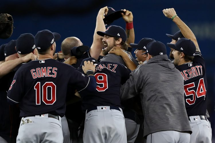 Unknown rookie Merritt leads Indians into World Series