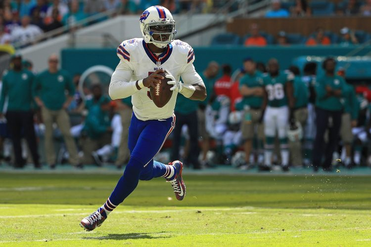 Vic Carucci's Bills Wake-Up Call: Maybe we've seen Taylor's ceiling