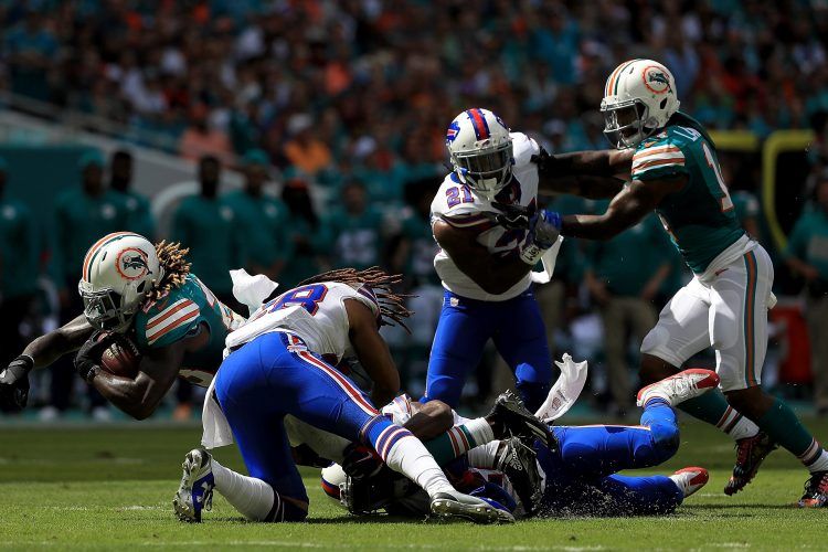 Vic Carucci's Take Five: Blount isn't Ajayi & Bills must keep it that way