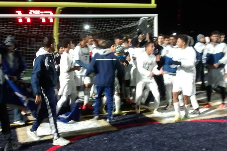 Lackawanna, I-Prep win Section VI Class B boys soccer titles