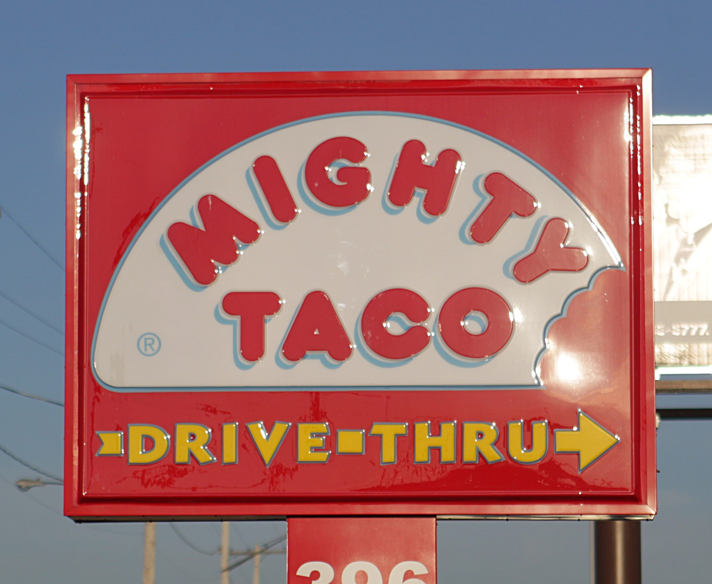 Mighty Taco customers reported illness after eating refried beans. (Sharon Cantillon/Buffalo News)