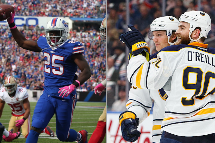 Big wins from Bills and Sabres give Buffalo sports fans a rare day