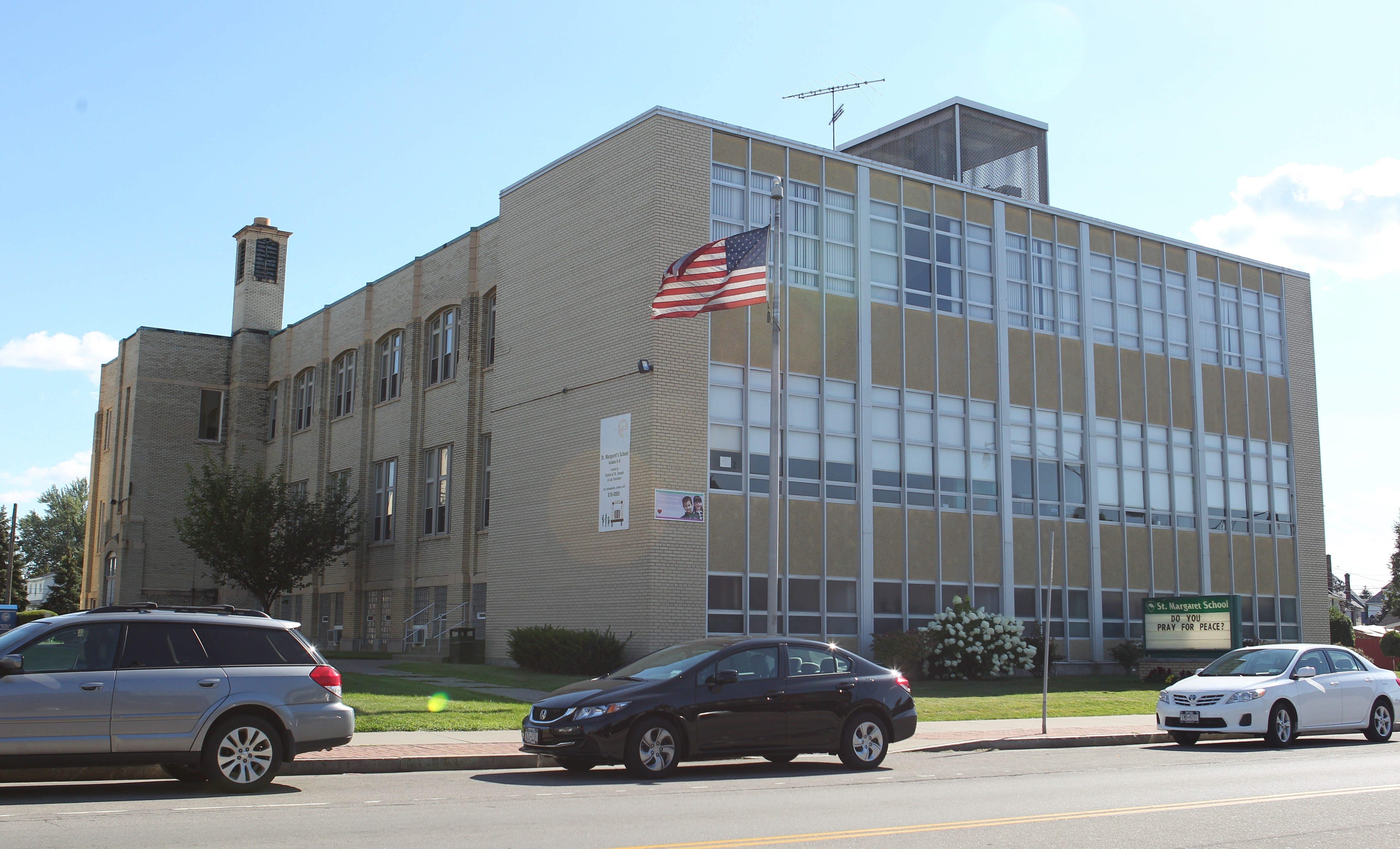 St. Margaret's School, 2015. Buffalo News photo