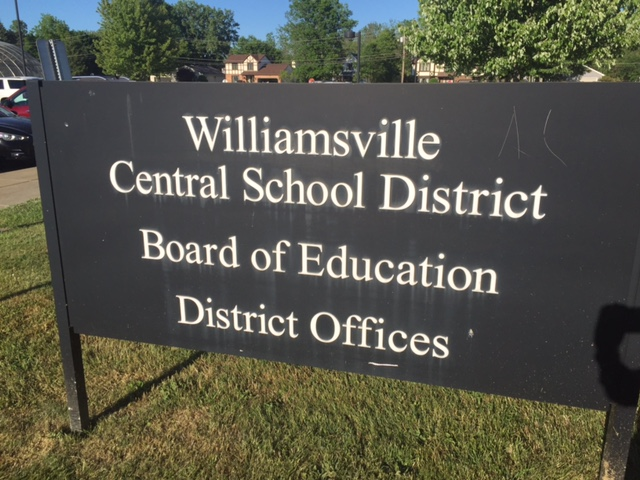 Williamsville School Board election will be held May 16.