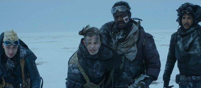 A Buffalo winter provided the exterior shots for '2037: Winter's Dream.'