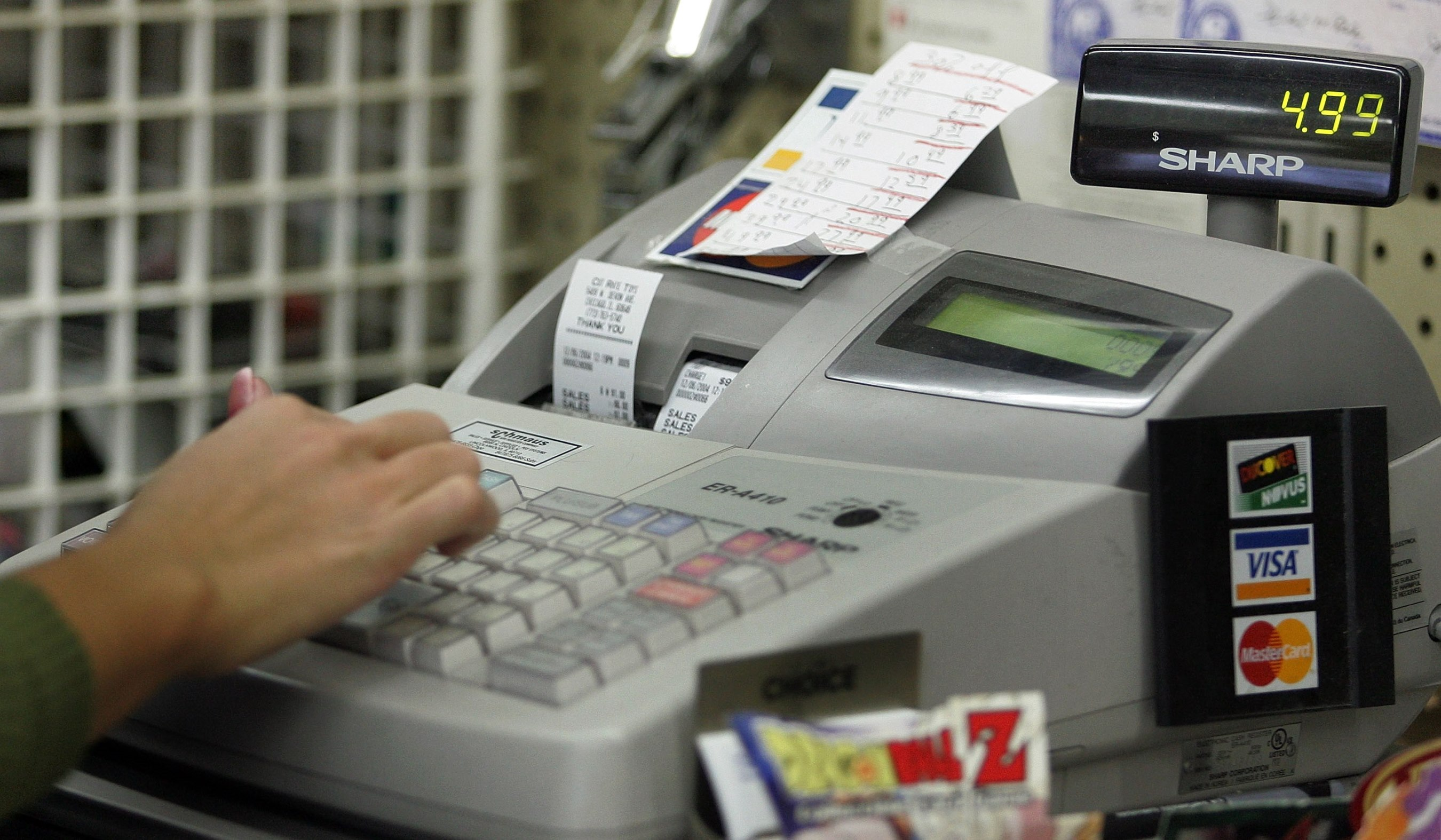 Since the recession ended, consumers in the Buffalo Niagara region have been holding the line on most of their consumer debt. (Getty Images)