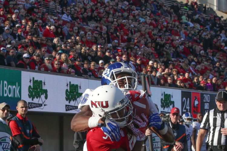 INTs put UB in big hole in 44-7 loss to Northern Illinois