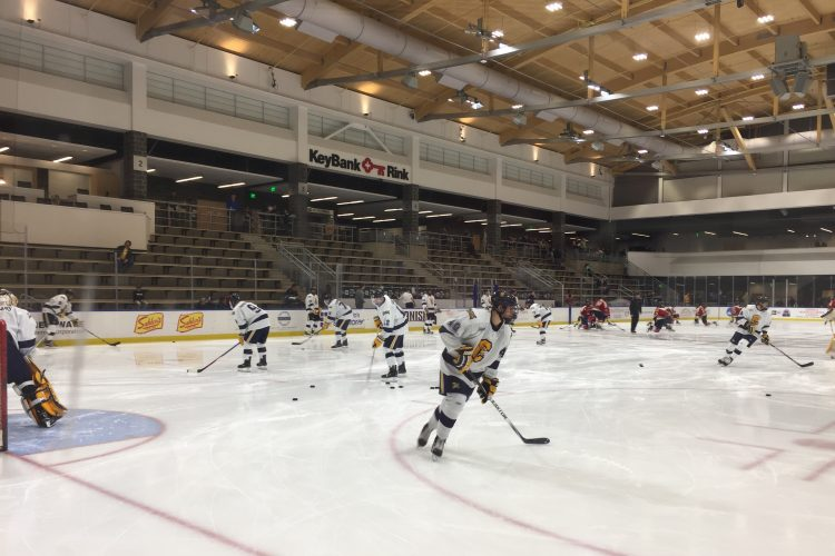 Canisius rides hot power play to win over Robert Morris