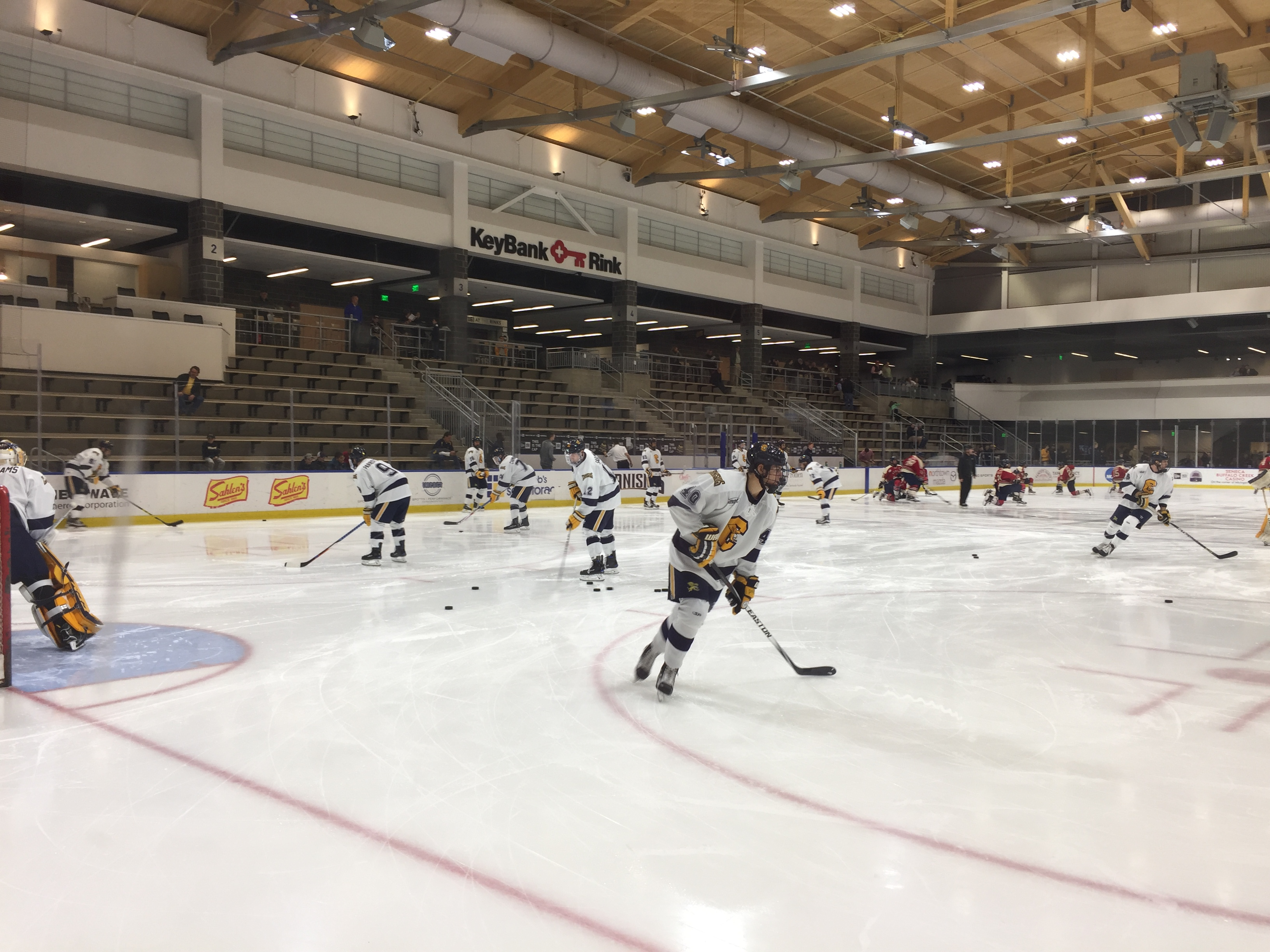 Canisius travels to Army West Point.