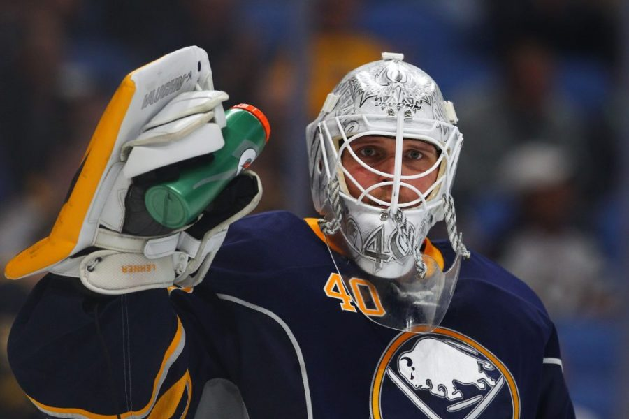 Lehner still sick as Sabres look to stop losses from snowballing