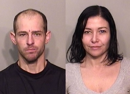 Adam M. Cleary and Elyse Schurkus of Buffalo were charged with a North Tonawanda home invasion. (North Tonawanda police)
