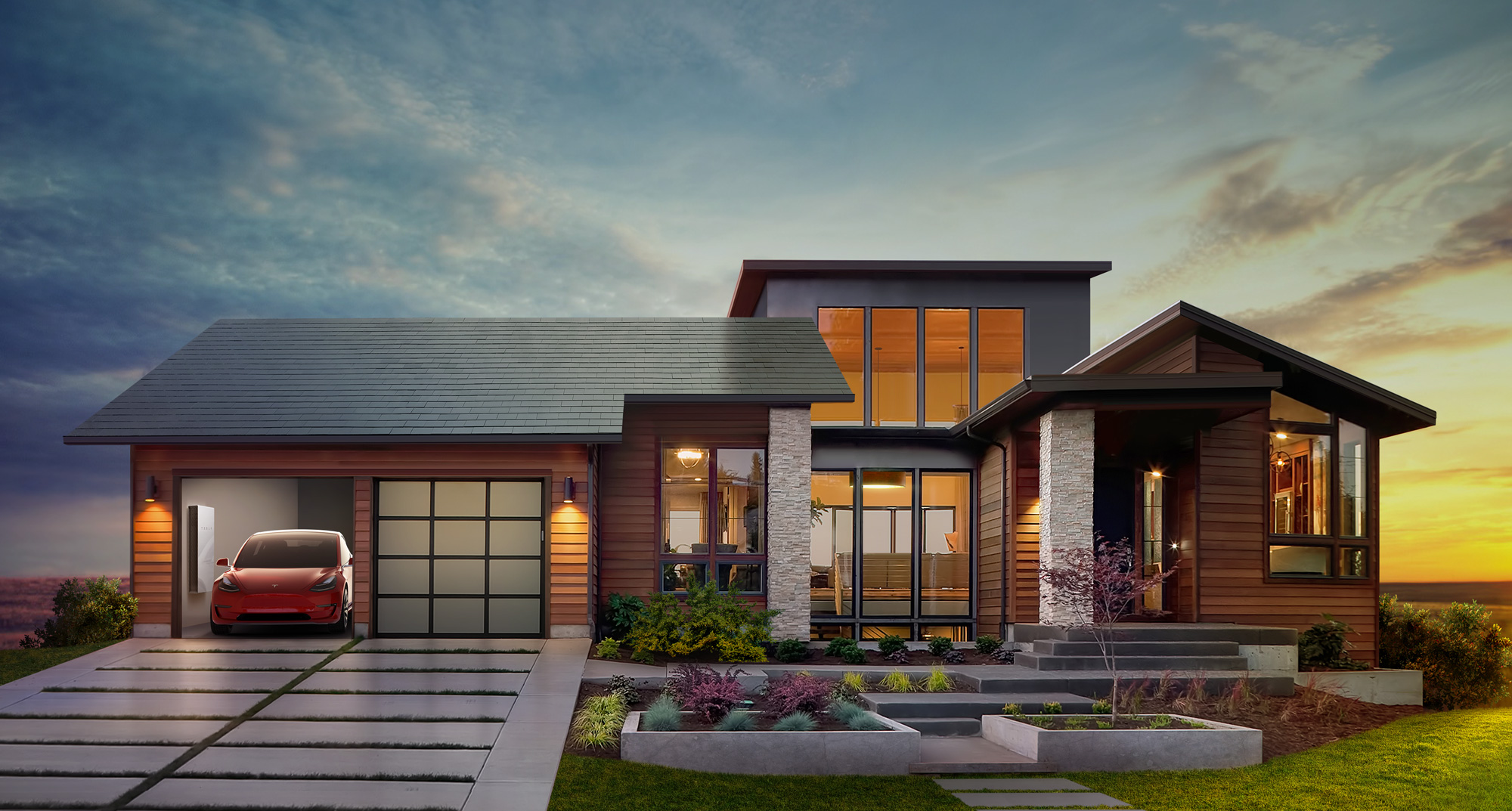 SolarCity unveiled a new solar roof that could be customized for individual homes, but it may be pricey.