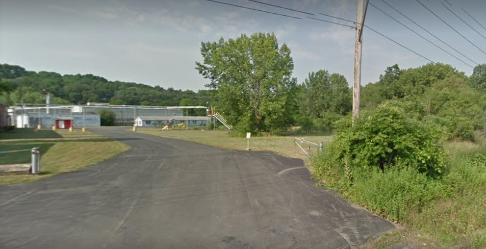 A Google streetview map of Twin Lakes Chemical on Mill Street in Lockport.