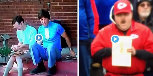 Four great Vines from the 2014 Bills season, and the stories behind them