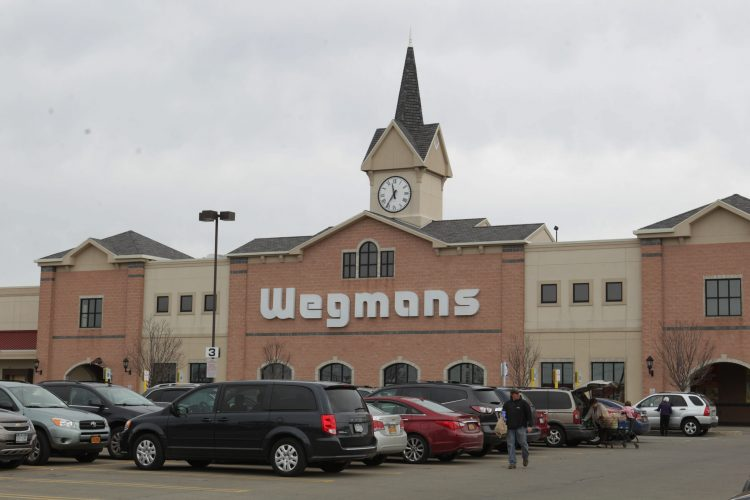 Wegmans sells out of Trump wine targeted by boycott