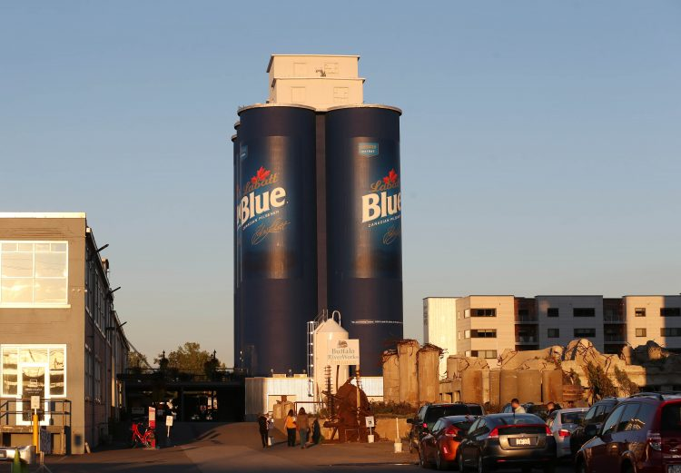 The Silo Six-Pack (Sharon Cantillon/Buffalo News)
