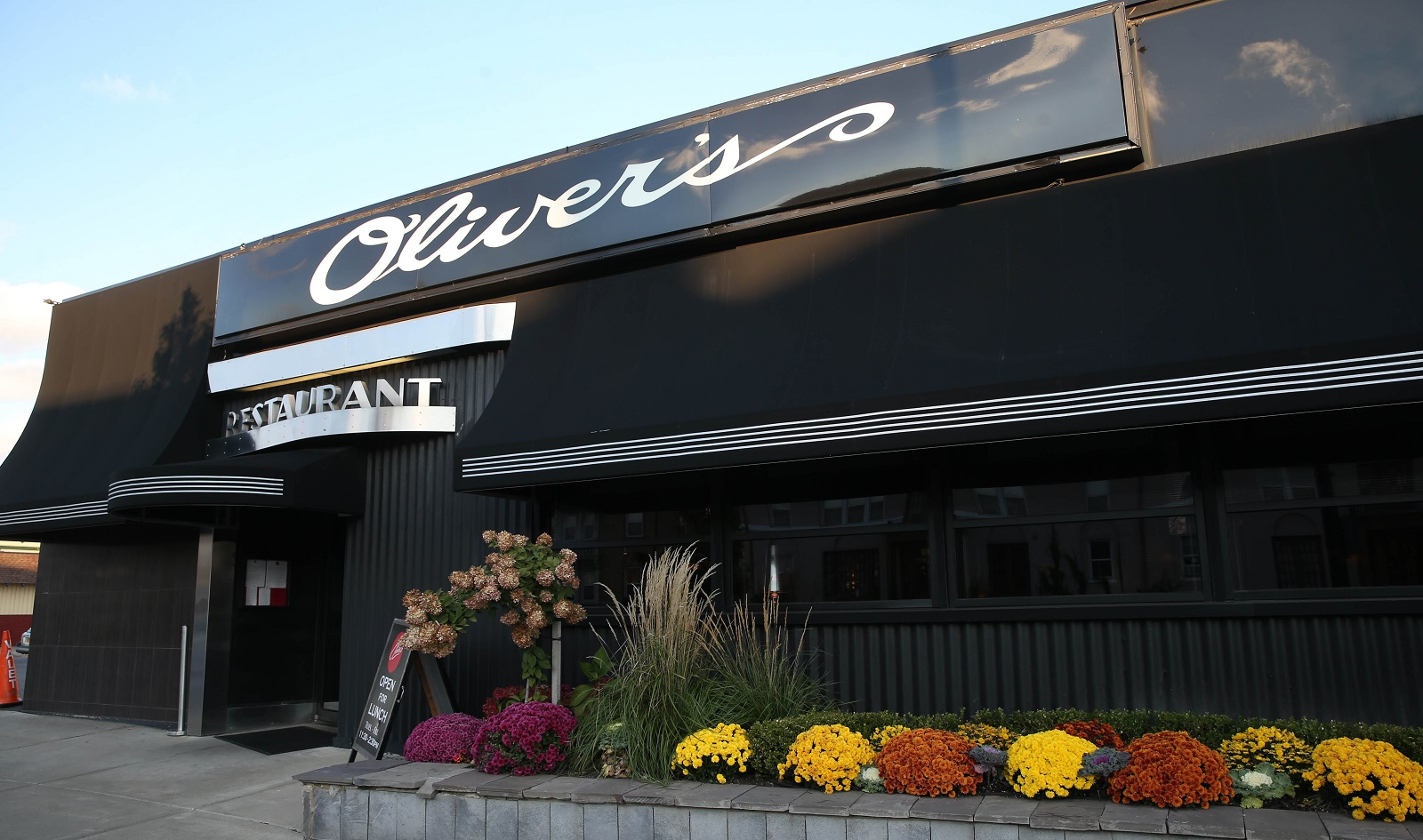 Oliver's Restaurant at 2095 Delaware Ave. has been synonymous with fine dining for decades in Buffalo. They have Tasting Tuesdays, progressive dinners that change weekly. (Sharon Cantillon/Buffalo News)