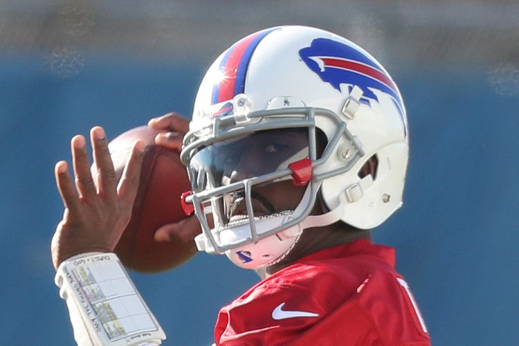 NFL Network report: 'Probably a better chance' Bills keep Tyrod Taylor