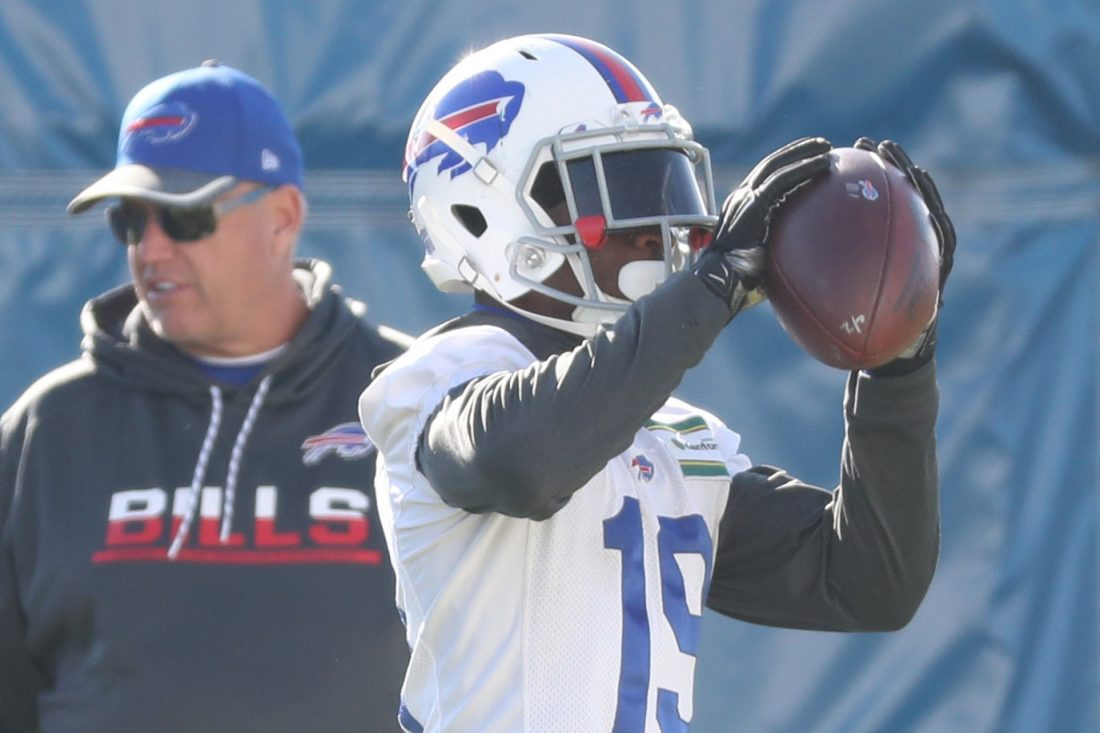 NFL suspends Buffalo Bills receiver Walt Powell for 4 games