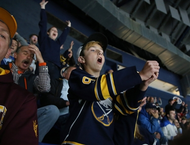 100 Things: Attend a Sabres vs Maple Leafs game