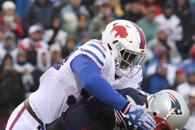 Shaq Lawson on second season with Bills: 'It's time to bring what I had back when I was in college'
