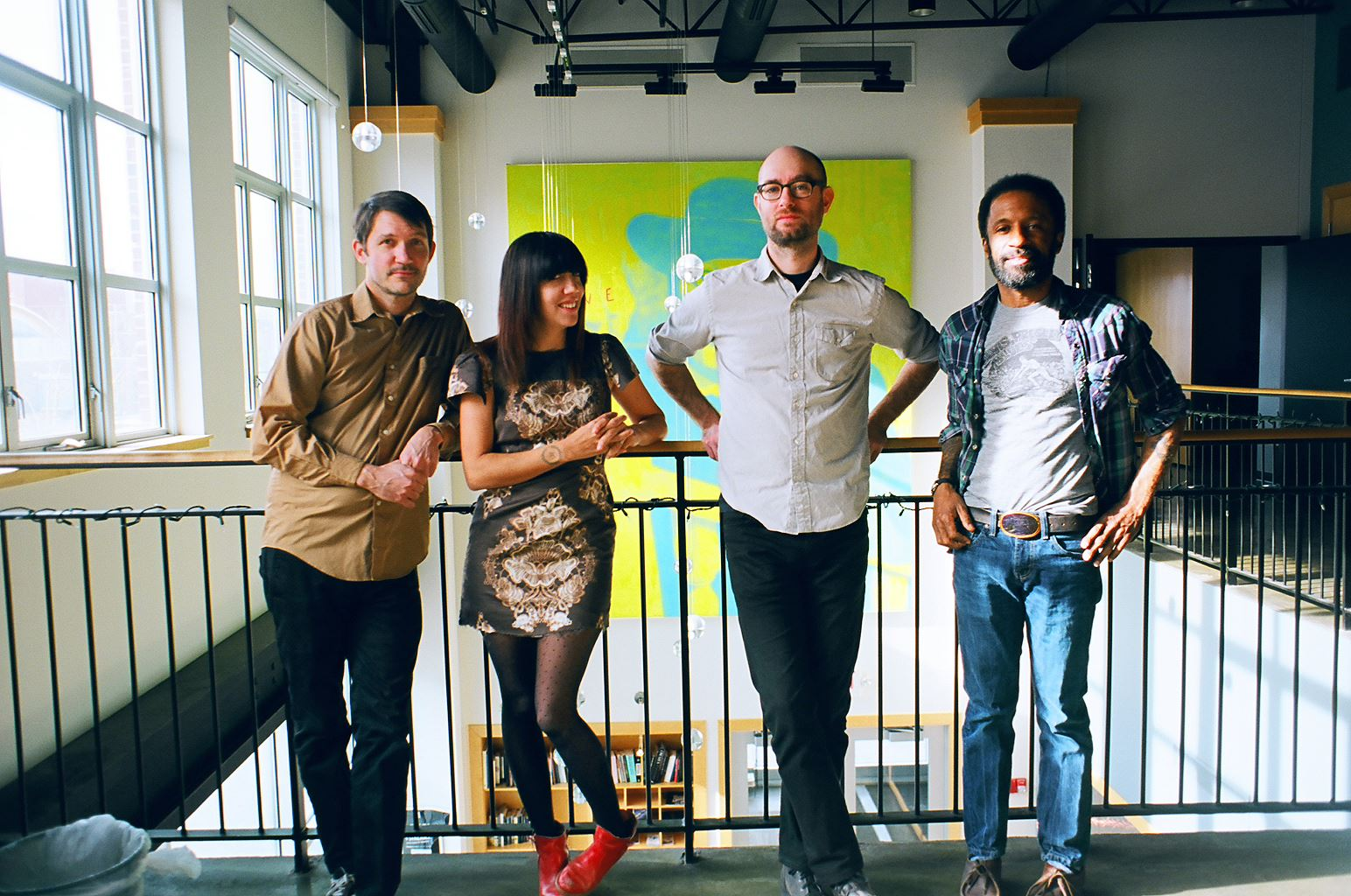 Omaha's The Good Life will perform at Mohawk Place on Nov. 14.