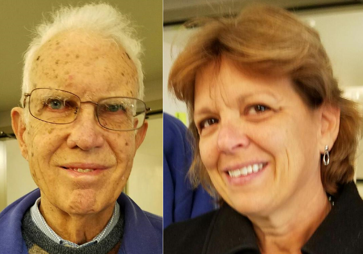 Charles Abell and his wife, Sally Abell, both are Republicans who voted for Hillary Clinton. The Abells, who are both college-educated, live in the Delaware 26 election district, which has the highest percentage of college educated voters of any election district in Erie County.