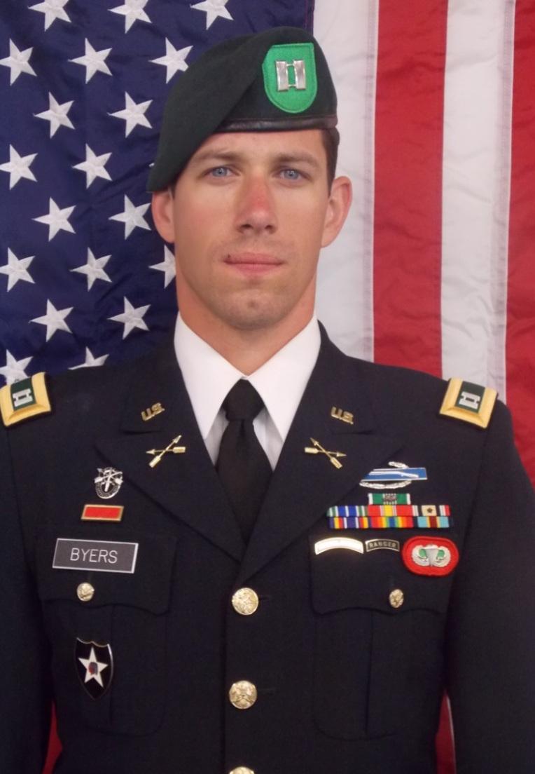 Capt. Andrew W. Byers