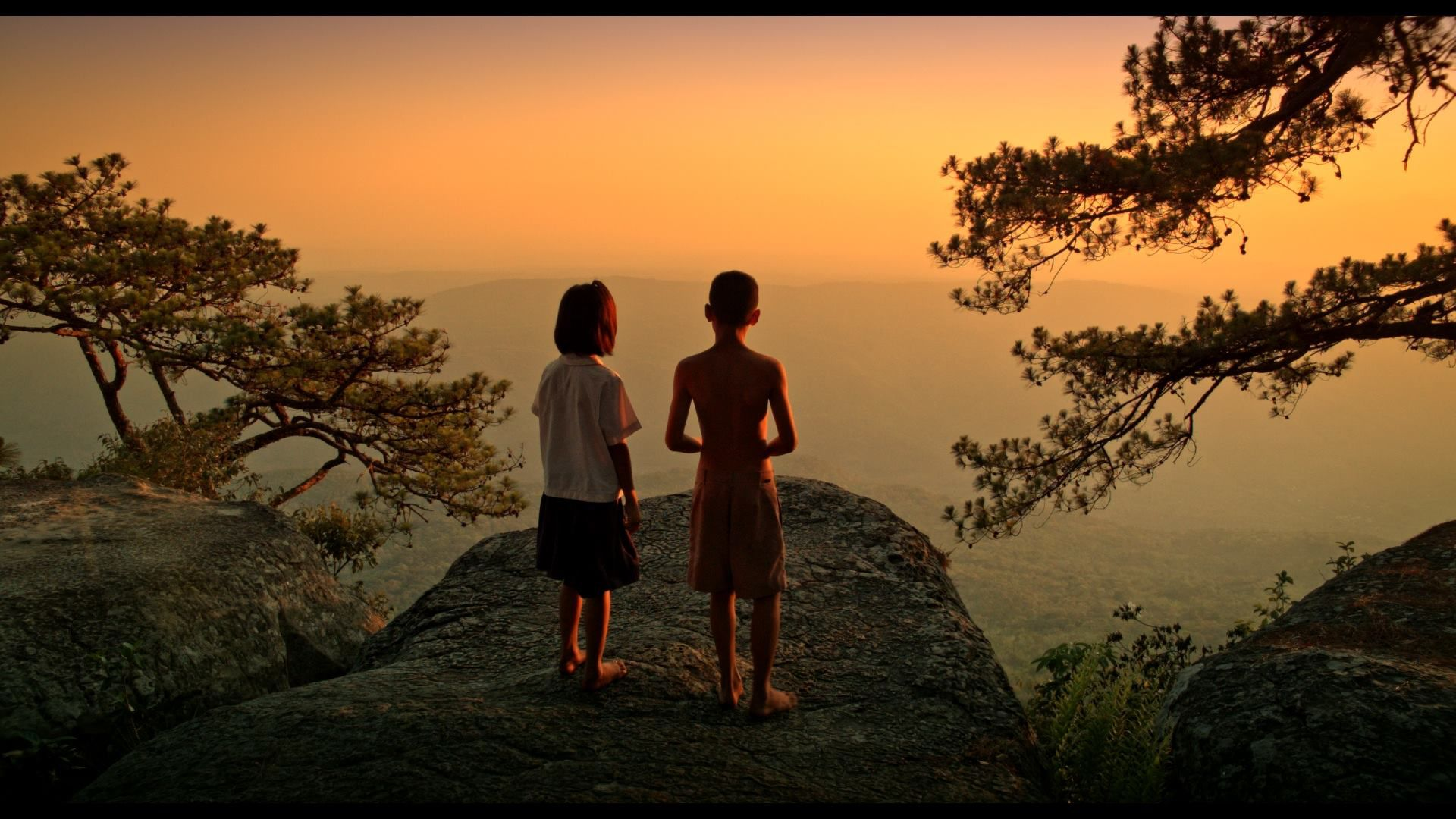 """""""The Forest,"""" shot in a remote village in Thailand with novice children actors, will be shown at Buffalo Dreams Fantastic Film Festival."""
