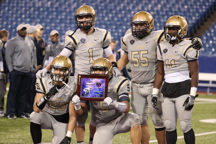 State Catholic football final set for Sunday at Fordham
